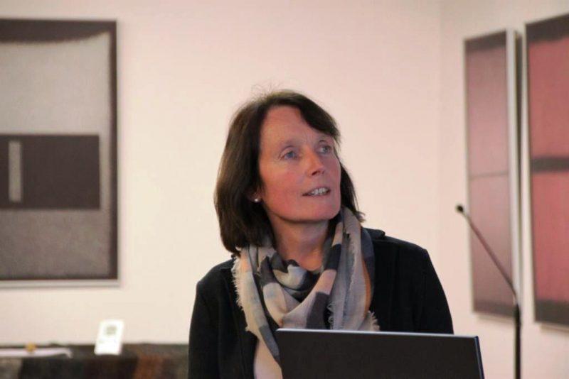 Referentin Dr. Gudula Berger