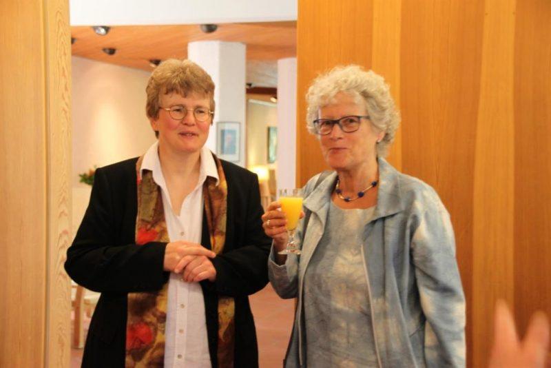 Frau Dorothee und Mechthild Augsburg