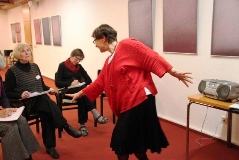 Tanzpädagogische Erläuterungen