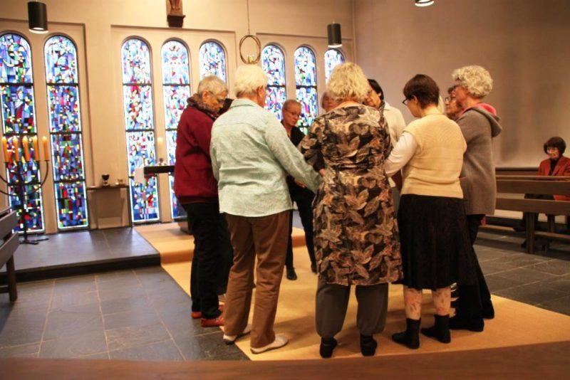 Tanz im Gottesdienst
