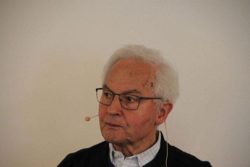 Referent Prof. Dr. Hans Kessler