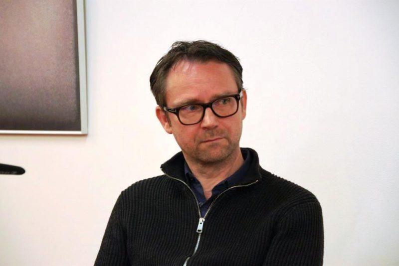 Referent Mario Schneider