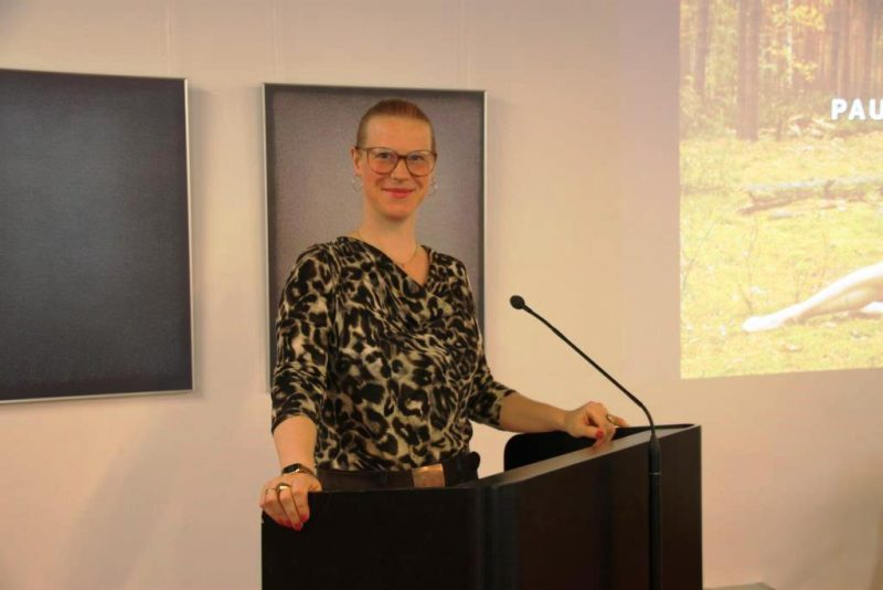 Referentin Paula Winkler