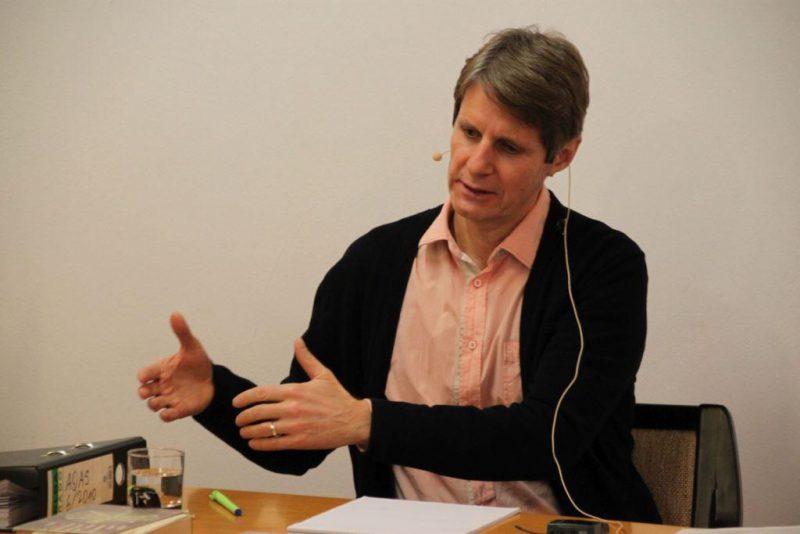 Referent Dr. Volker Garske