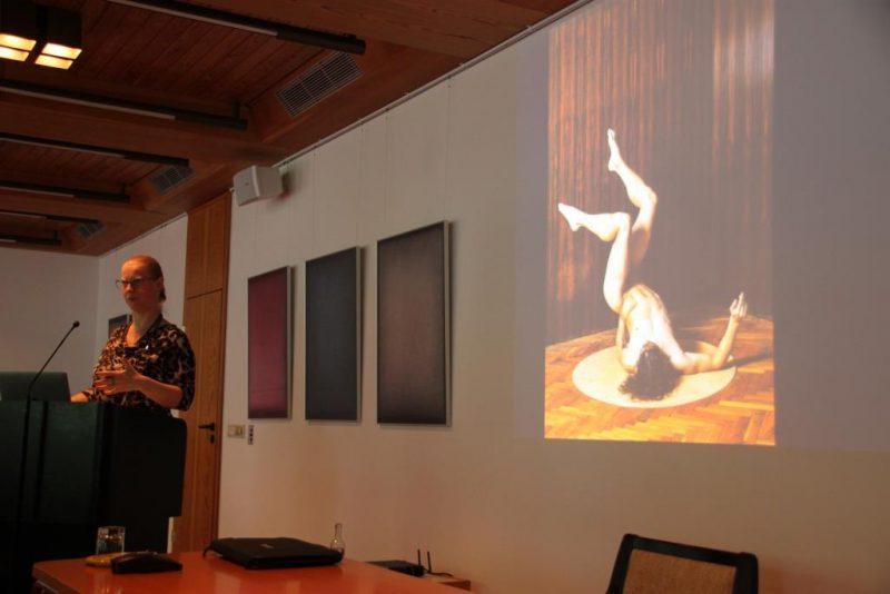 Vortrag von Paula Winkler
