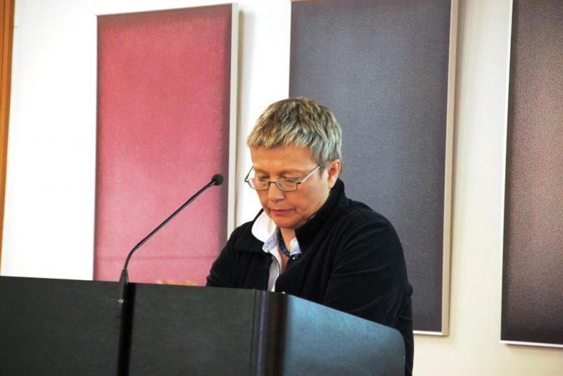 Referentin Prof. Johanna Rahner