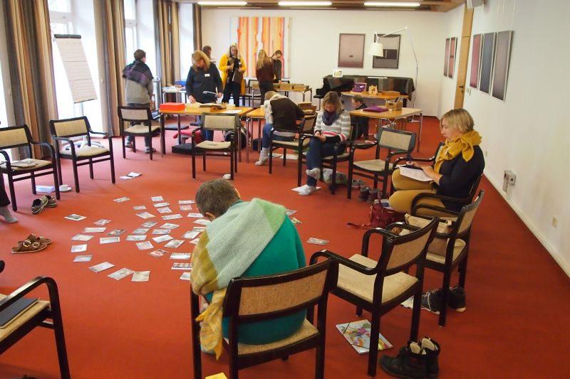 Interessierte Teilnehmerinnen und Teilnehmer