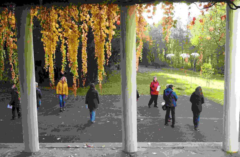 Ein geführter Rundgang durch den Hegge-Park