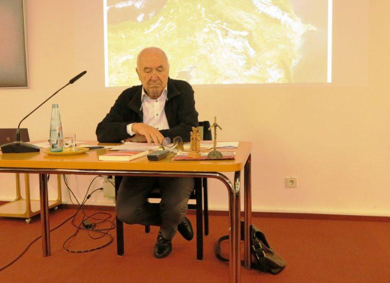 Referent Dr. Dieter Boden