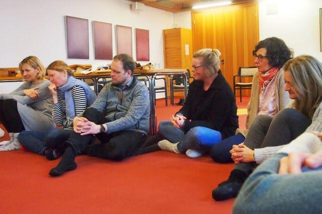 Gespanntes Zuhören - gemeinsames Ergründen