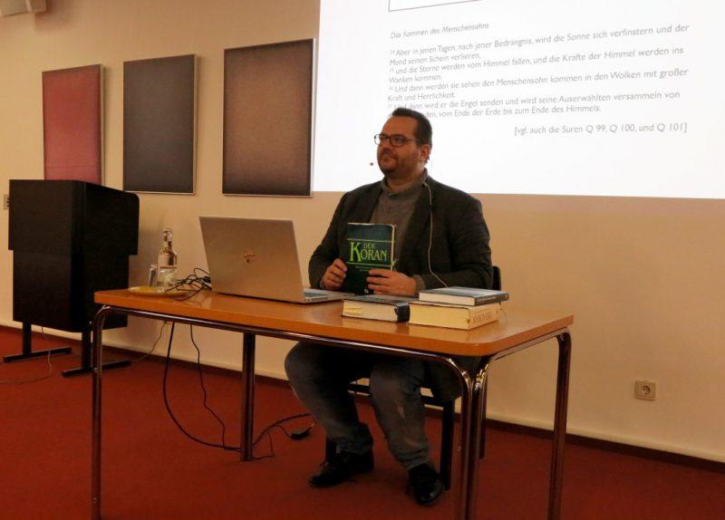Erläuterungen zu den Übersetzungen im Koran von Dirk Hartwig