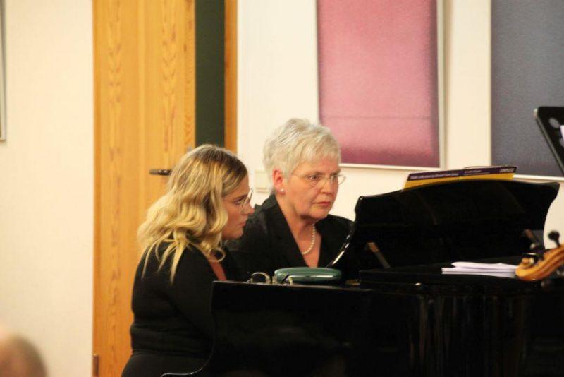 Rasante Pianistinnen