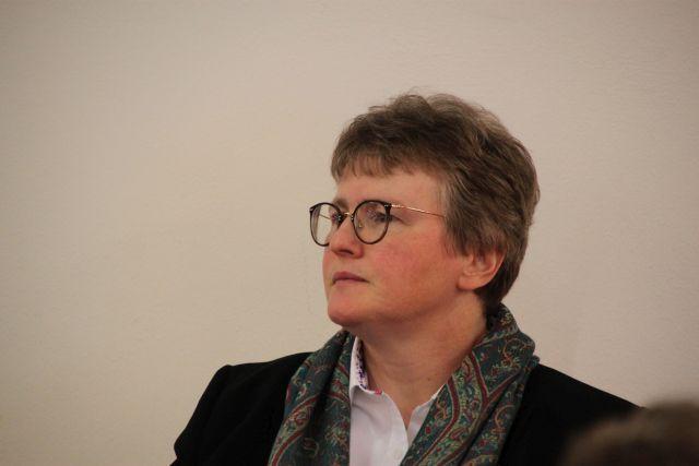Tagungsleiterin Dorothee Mann
