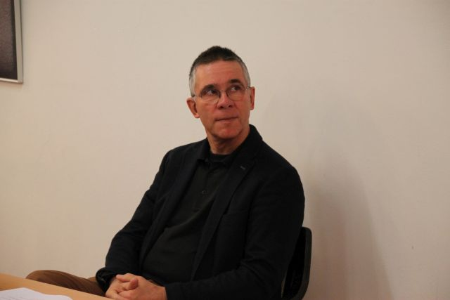 Pfarrer Dr. Claus Lücker - der 2. Referent