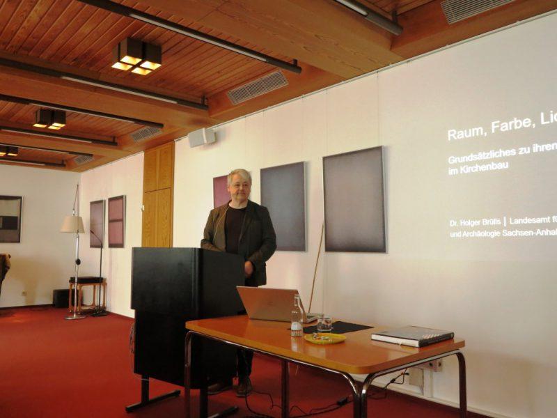 Referent Dr. Holger Brülls