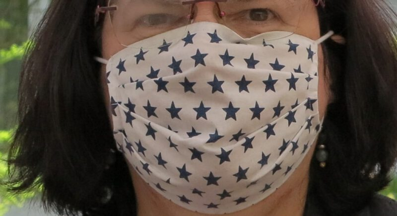 Maskenmode