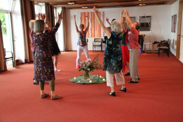 Tanz - ohne Handfassen III