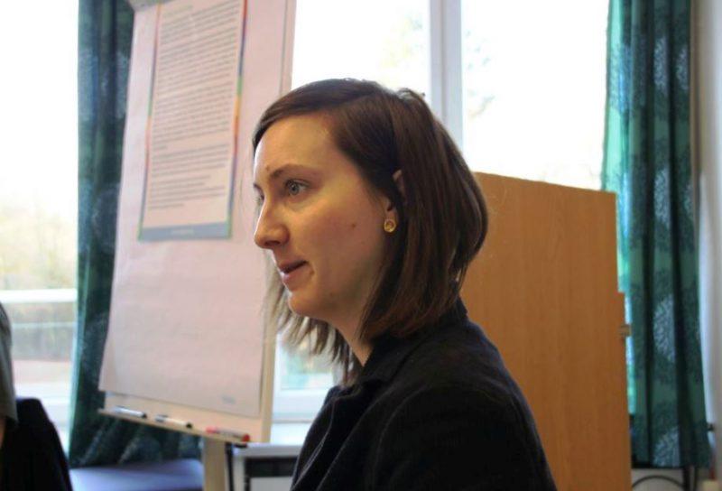 Referentin Annika Thalheimer