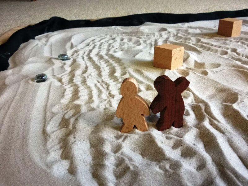 Rut und Noomi - fremd und vertraut