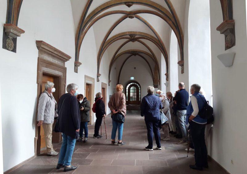 Führung durch das Kloster